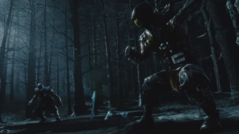 Teaser Mortal Kombat X