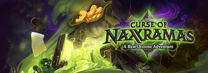Hearthstone expansion Naxx