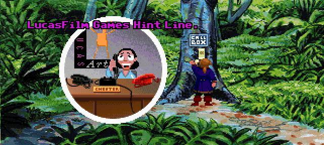 Одна из ранних ролей Браун – оператор горячей линии Честер из MonkeyIsland 2