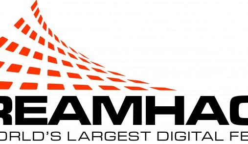 logo dreamhack white