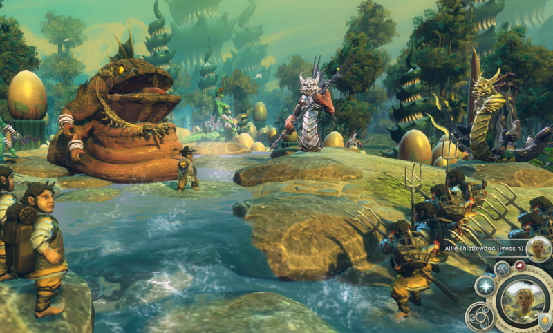 Age of Wonders 3 Golden Realms