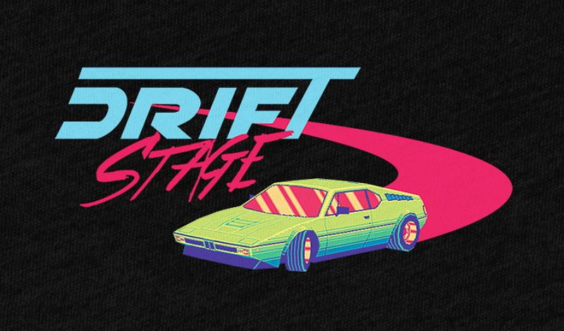 Drift Stage - Main
