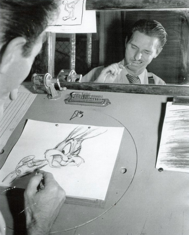 chuck-jones-animator-cartoon-bugs-bunny-daffy-duck1