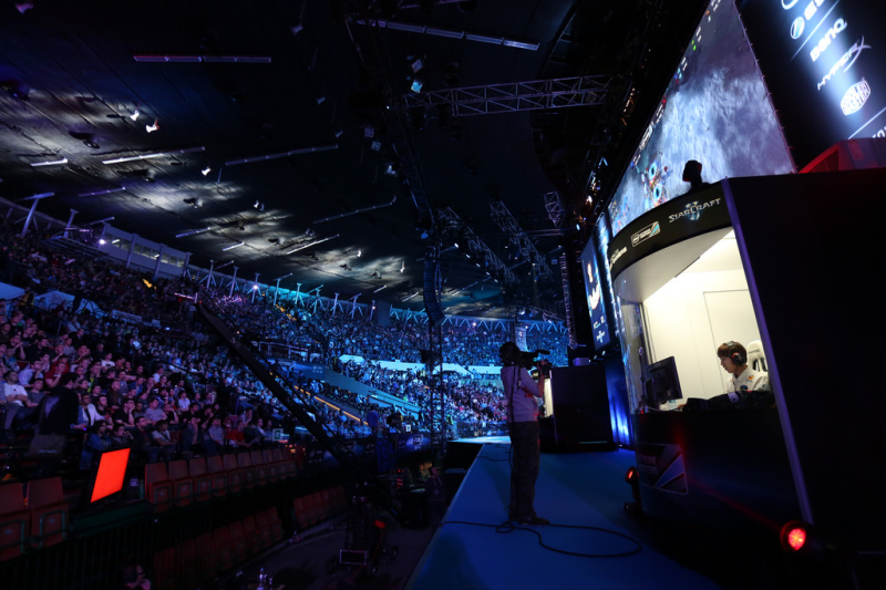 Intel Extreme Masters S8