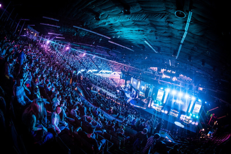 Intel Extreme Masters Show