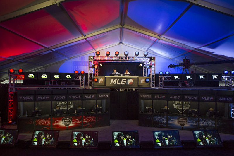 MLG X Games Main Stage