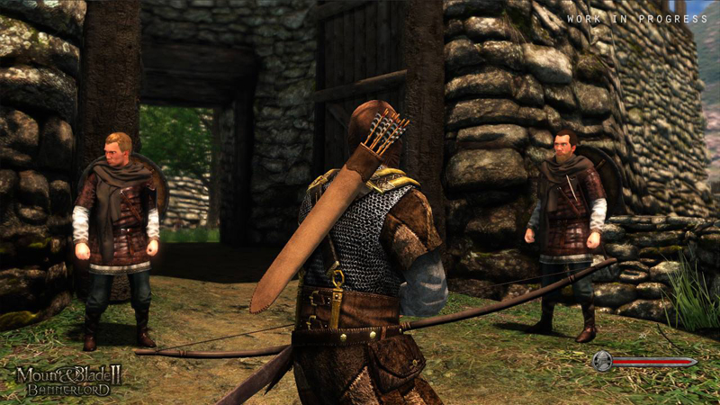 mount and blade 2 bannerlord screenshot