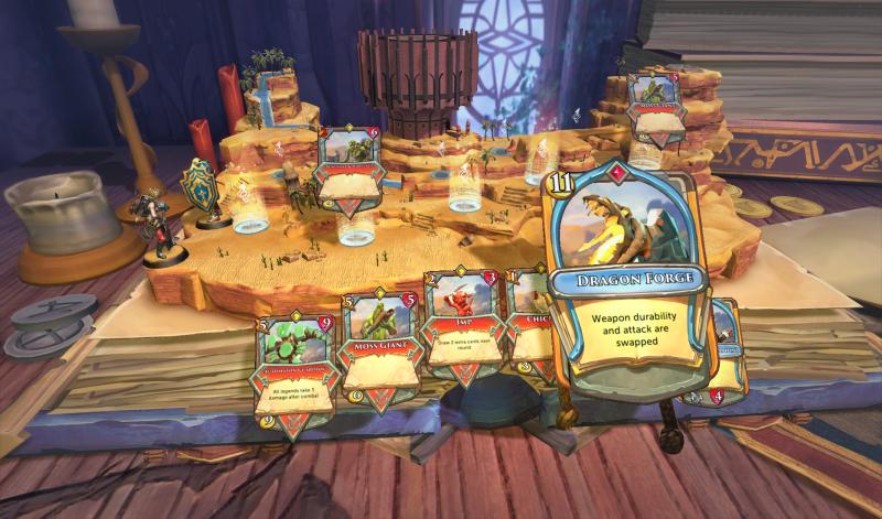 RuneScape Legends 2015