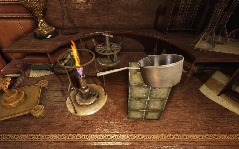 Эксперимент в самом разгаре: выплавляем ритуальный кинжал по рецептам предков.