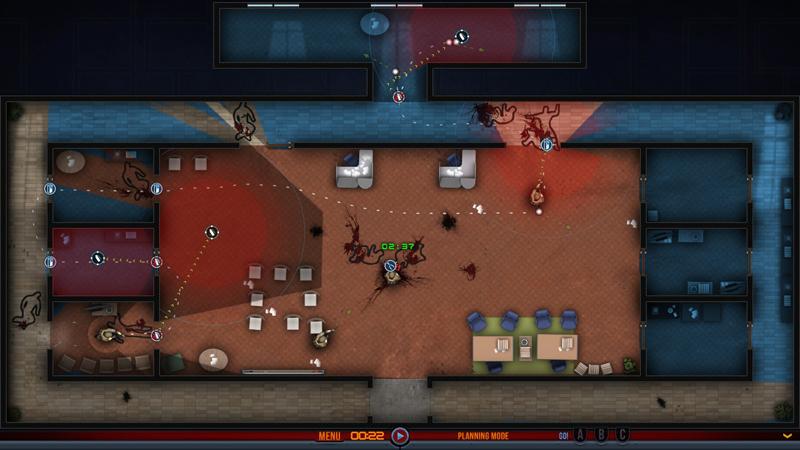 На стрельбу в зале непременно сбегутся боевики, поэтому обезвреживать бомбу лучше под прикрытием