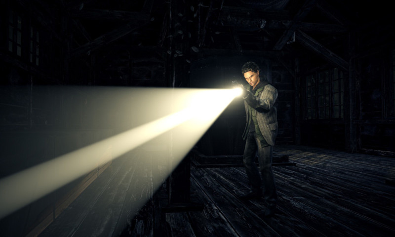 Alan Wake light