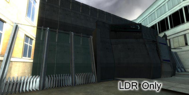 Compare 1 LDR