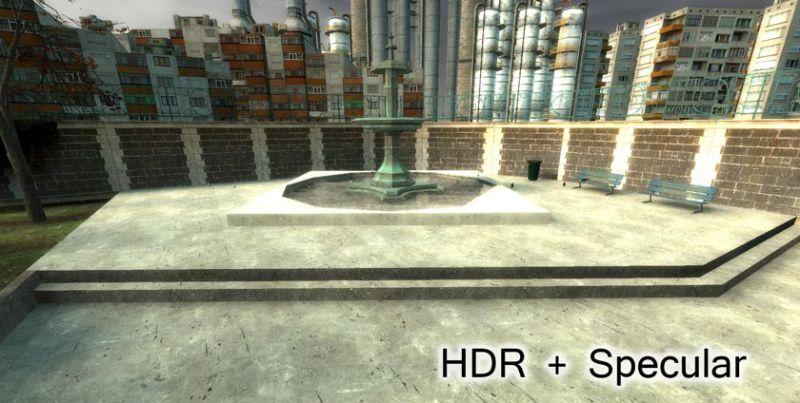 Compare 2 HDR