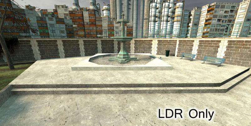 Compare 2 LDR