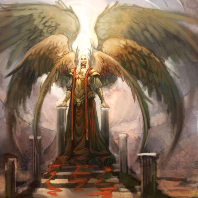 Lucifer by jdillon82