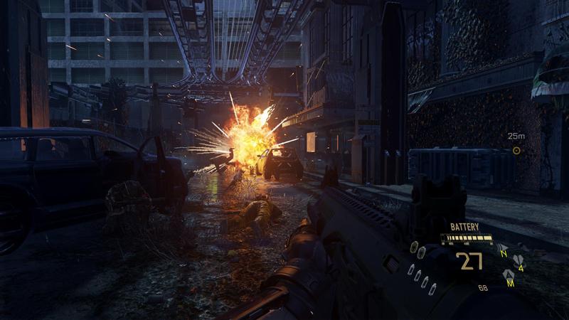 advanced warfare explosion