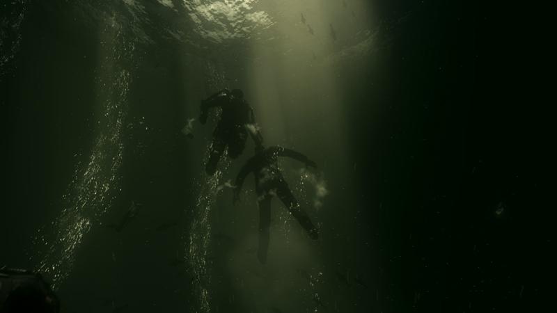 advanced warfare underwater