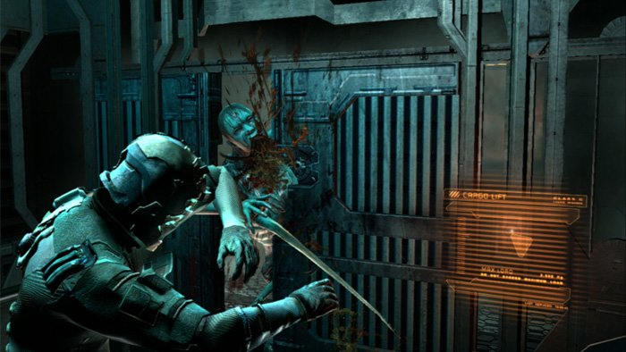 dead space scary