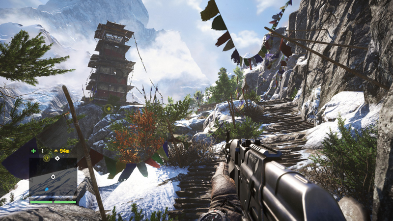 far cry 4 tower