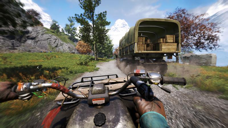 Far cry 4 обзор