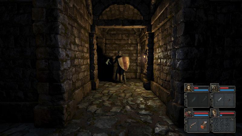 legend of grimrock 2 dungeon
