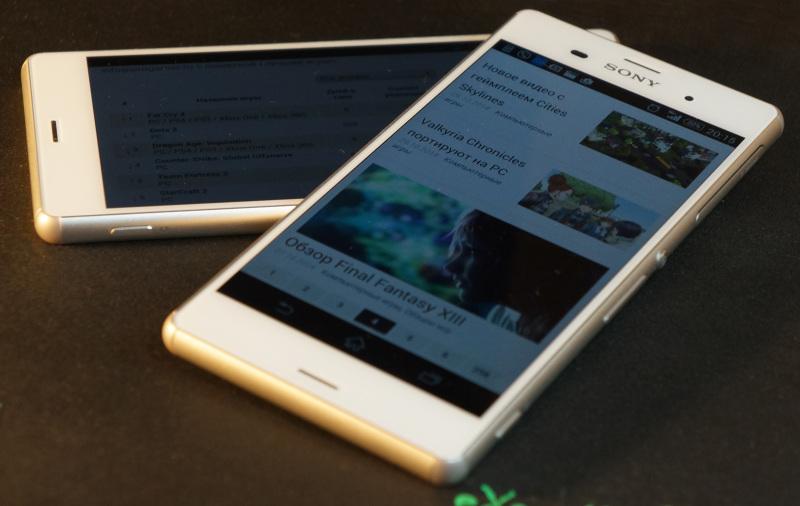 адаптивная верстка сайта на мобильных