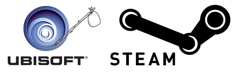 ubisoft out of steam