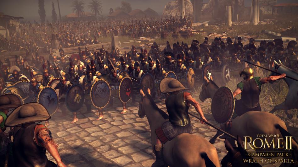 Wrath of Sparta