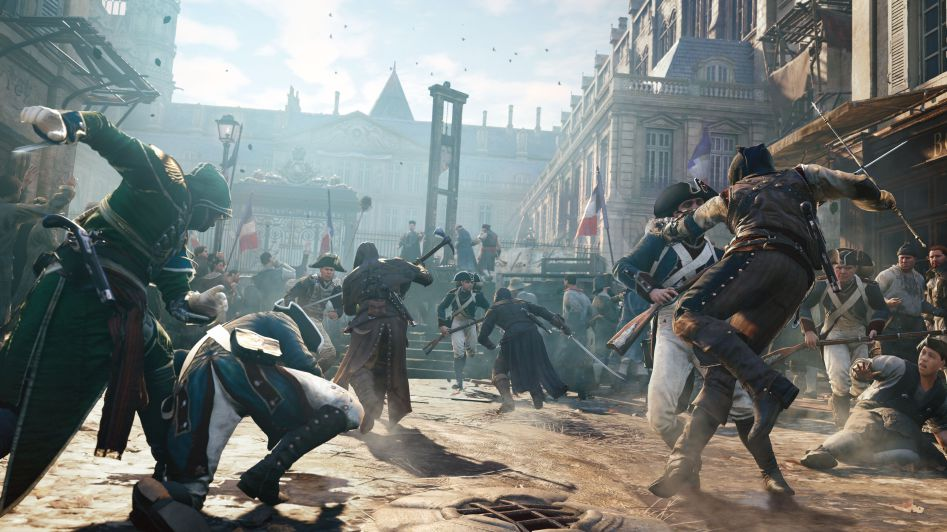 assassin's creed unity coop