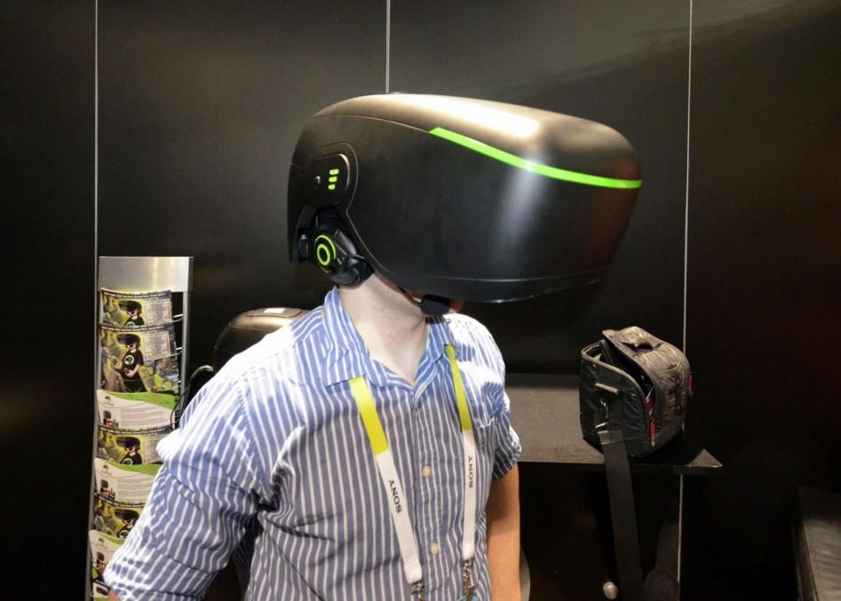 3Dhead oculus killer