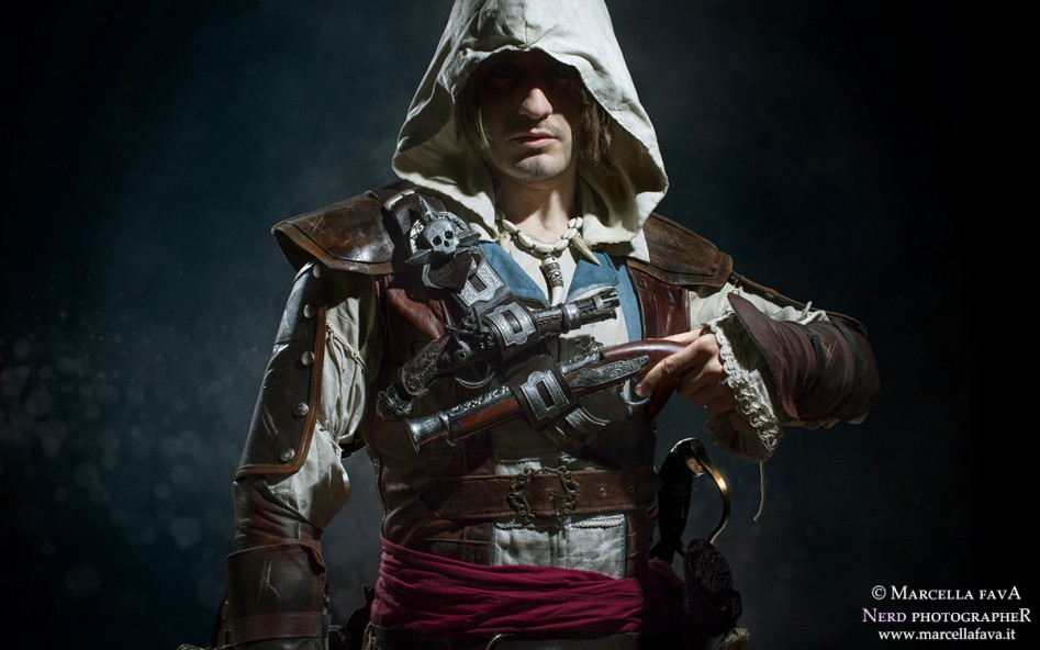 Assassins creed Leon Chiro