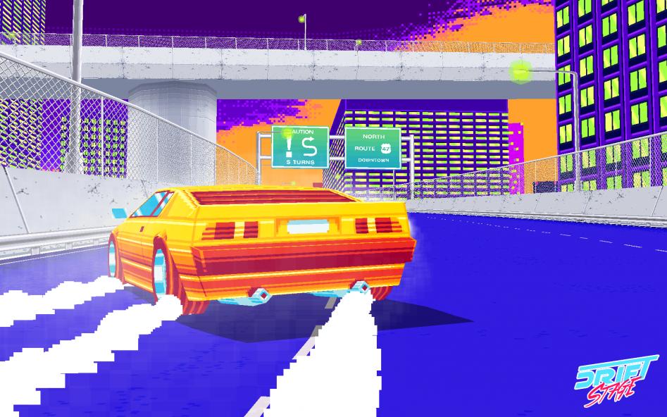 Drift Stage pro