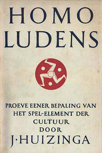 Homo Ludens cover