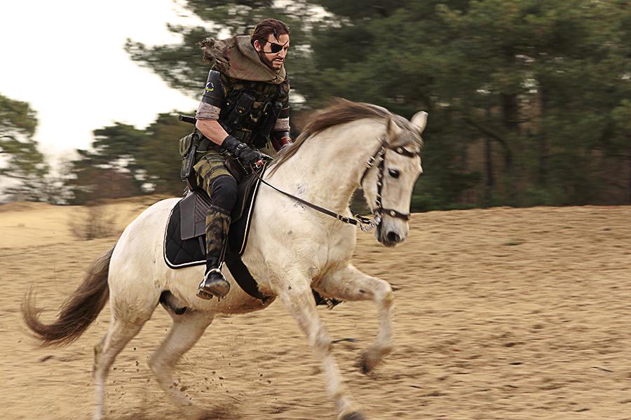 Metal Gear Rick Boer