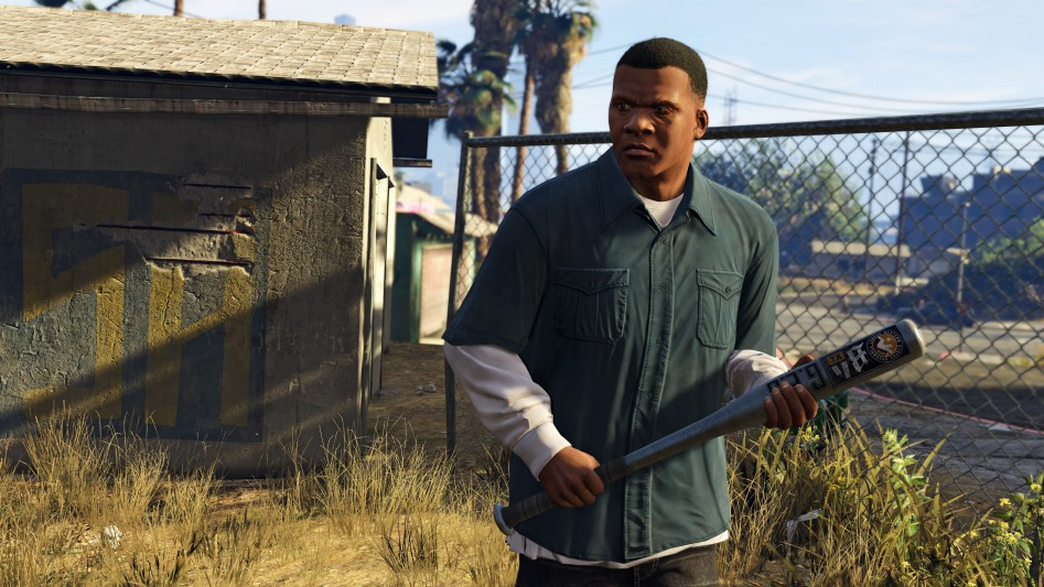 gta5 franklin