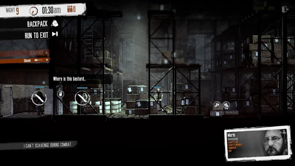 this war of mine warehouse