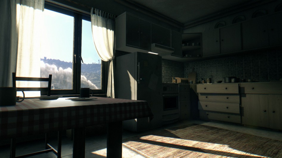 dying light interior