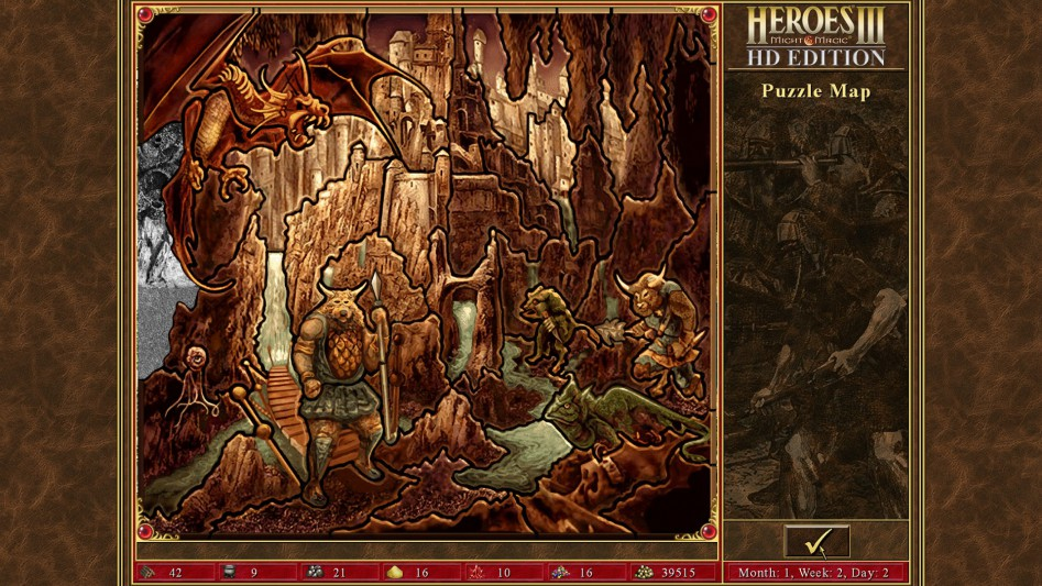 heroes 3 hd puzzle map