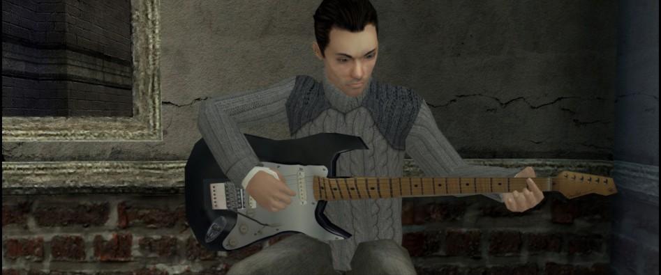 indigo prophecy remastered guitar