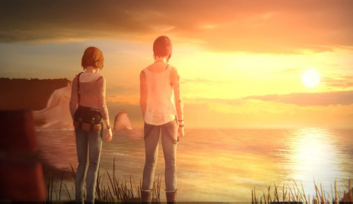 life is strange sunset