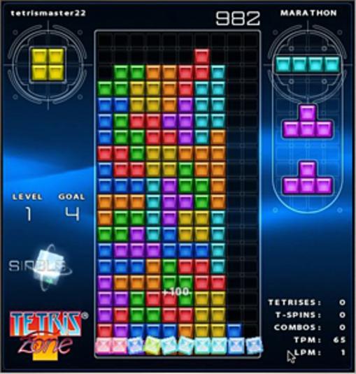 tetris-zone