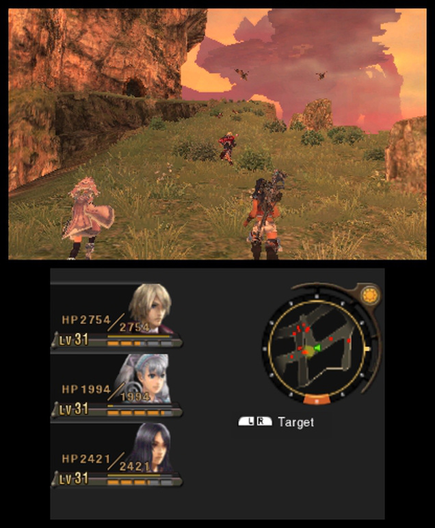 Xenoblade Chronicles 3D new