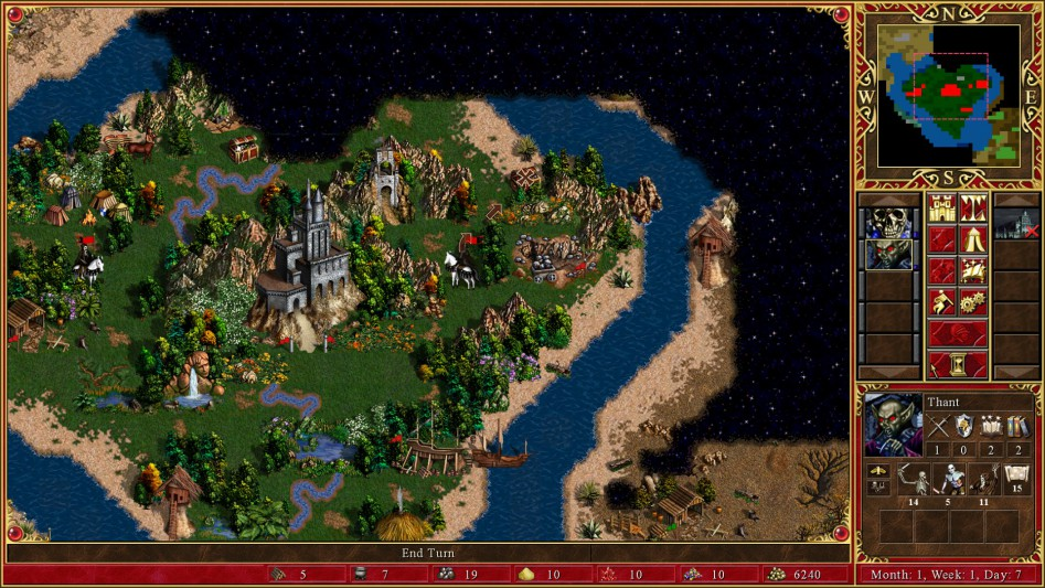 heroes of might and magic iii hd map
