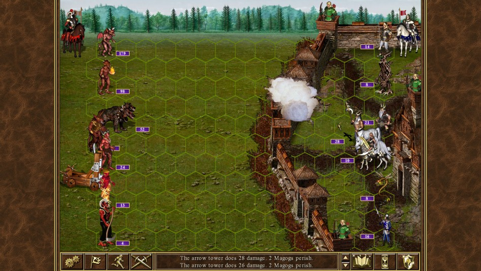 heroes of might and magic iii hd siege