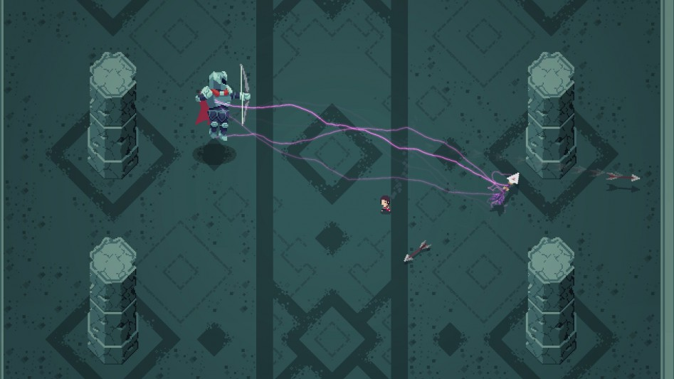Titan Souls arrow