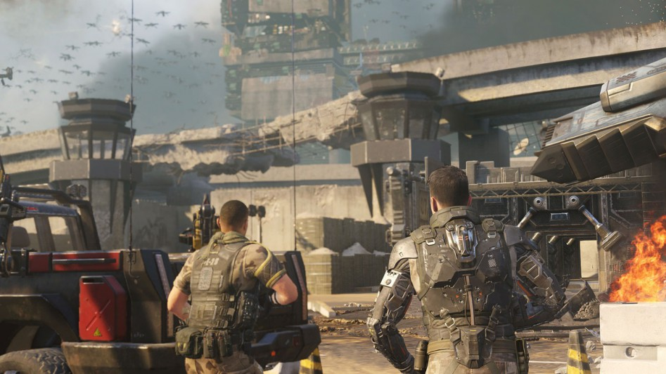 call of duty black ops 3 reveal