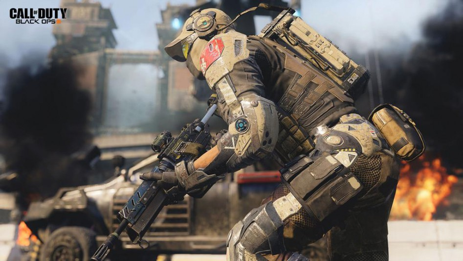 call of duty black ops 3 soldier