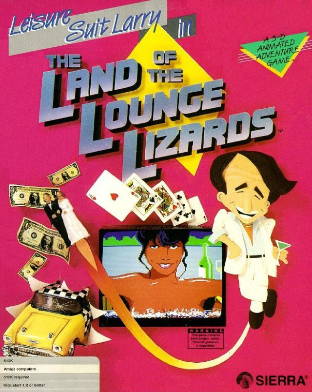 leisure larry cover