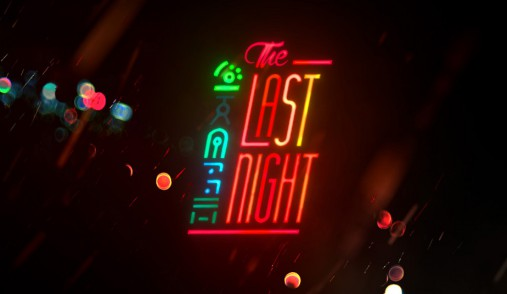 logo thelastnight