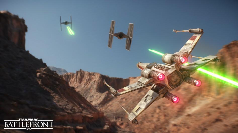 star wars battlefront x wing